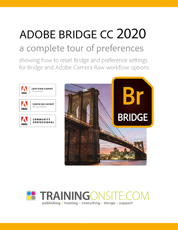 Bridge CC 2020 tour preferences